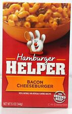Hamburger Helper Bacon Cheeseburger 5.1 oz