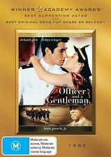 A Officer And A Gentleman, Collectors Edition ( 2 DVD Set ), R 4, LIKE NEW..3261