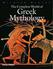 The Complete World of Greek Mythology (Complete Series) - Richard Buxton
