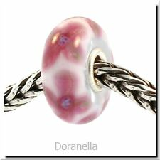 Authentic Trollbeads Glass 61373 Fantasy Flower :1 27% OFF