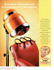PUBLICITE ADVERTISING 096  1999  Riches Monts fromage la raclette