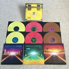 Back To The Future Soundtrack Trilogy DKNG Mondo 6LP Alan Silvestri Air Mag