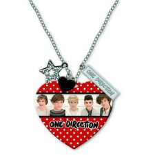 1D One Direction Dog Tags Necklace Chain Band Early Photo Image Spotty Official