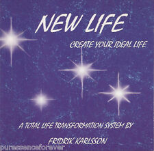 NEW LIFE I: CREATE YOUR IDEAL LIFE - Fredrik Karlsson Audio CD)