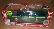 1/24 Ford Crown Vic Police Interceptor Diecast Model - NY State Trooper Cruiser