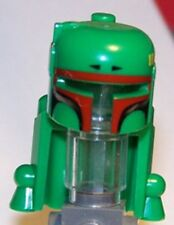 LEGO Star Wars - Minifig, Headgear Helmet w/ Rocket Pack / Boba Fett - Dk Red