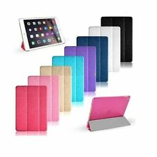 Custodia MAGNETICA Per Apple iPad Air 2 Leather Cover Case Hard Back Colarata *