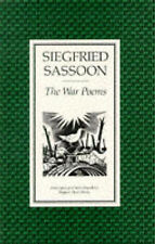 The War Poems by Siegfried Sassoon (Paperback, 1983)