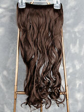 REVOLUTIONARY SYNTHETIC HAIR EXTENSION HALO Dark Brown - #2-20BW