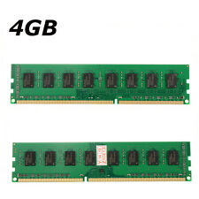 8GB 2x4GB DDR3 PC3-12800 1600MHz Desktop DIMM Memory RAM 240 pins For AMD Syste