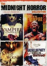 Midnight Horror Collection: Blood Predators DVD Region 1