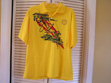 Banthongyord Thailand Badminton Club School BBS Men's Polo Shirt Size 2XL XXL