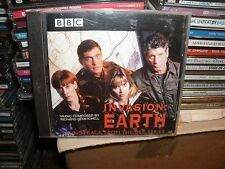 Various Artists - Invasion: Earth (CD 1998) TV SOUNDTRACK