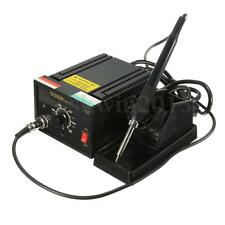 936 110V 220V Adjustable Temperature Electric Power Iron Soldering Station Set