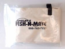 Fish-N-Mate Fishing Beach Large Cart White Vinyl Liner #419 for Large Carts NEW