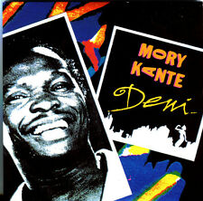 MORY KANTE - DENI - MAXI CD 1988 4 TRACKS