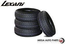 4 X Lexani LXHT-106 P265/70R16 111T All Season Performance SUV Truck Tires