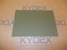 KYDEX T SHEET 297 X 210 X 1.5MM A4 SIZE (P-1 HAIRCELL OLIVE DRAB GREEN )