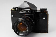 【Very Rare!!】NORITA 66 Graflex Camera w/ Noritar 80mm f/2 Lens From JAPAN #1920