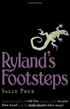SALLY PRUE __ RYLAND'S FOOTSTEPS ___ SHOP SOILED ___ FREEPOST UK
