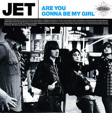 CD SINGLE  JET are you gonna be my girl 2003 hey kids 2-TRACKS