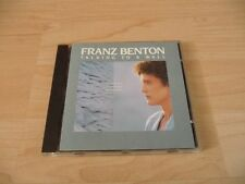CD Franz Benton - Talking to a wall - 1986