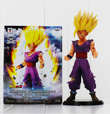Master Stars Super Saiyan Goku Son Gohan PVC Toy Japan Dragon Ball Z Figurine