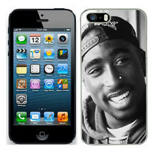 Tupac 2pac case fits Iphone 5s 5 s cover protective mobile (4) phone
