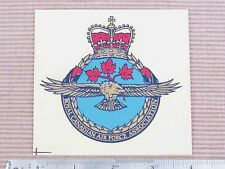 RCAF Royal Canadian Air Force Association Insignia Badge Military Veterans Decal