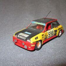 550D Humbrol 80173 Renault 5 Turbo Rallye # 598 1:43