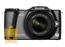New Kodak PIXPRO S-1 Camera Black + ED 12-45mm Lens kit
