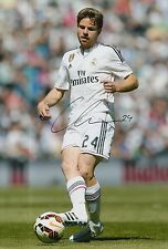 REAL MADRID HAND SIGNED ILLARRAMENDI 12X8 PHOTO.