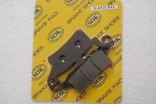 FRONT BRAKE PADS fits YAMAHA YW 125 Zuma, 09-15 YW125 Zuma125