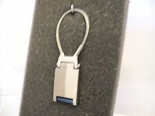 COLIBRI STAINLESS STEEL & TITANIUM  KEY RING NEW  clearance special