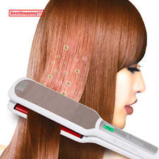 Professional Infrared Flat Iron Tourmaline Ceramic Hair Straightener 2 Inch New