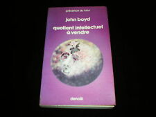 PDF 210 John Boyd : Quotient intellectuel à vendre Edition mars 1976 TBE