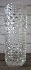 Mid century sklo union candle wax art glass vase Hermanova Hut Frantisek Pacecny