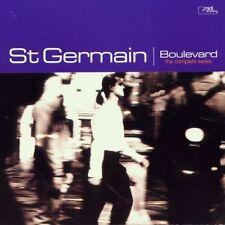 ST GERMAIN = boulevard = NU JAZZ DEEP HOUSE DOWNTEMPO GROOVES !