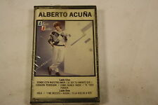 Alberto Acuna(Audio Cassette Sealed)