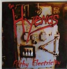 (CC199) The Hyenas, Filthy Electricity - 2011 DJ CD