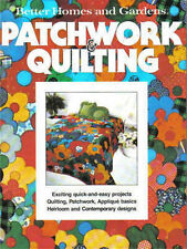 PATCHWORK & QUILTING BOOK