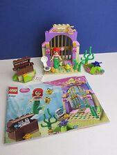 COMPLETO costruzioni LEGO 41050 Disney Princess Ariel incredibili TESORI Set minifigura c81