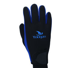 Pair Scuba Diving Snorkeling Spearfishing Water Durable Antiskid Gloves