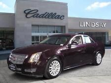 Cadillac: CTS 4dr Sdn 3.0L