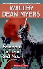 Shadow of the Red Moon by Walter Dean Myers (2004, Paperback)