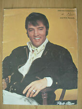 ELVIS PHOTO ALBUM - WITH THE COMPLIMENTS OF RCA RECORDS - ELVIS PRESLEY