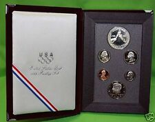 1988 PRESTIGE Proof Set. U.S. Mint Made. As pictured
