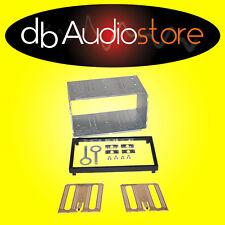 MA/501 Kit di Fissaggio Mascherina Universale Jaguar Nero 2DIN Plancia Radio