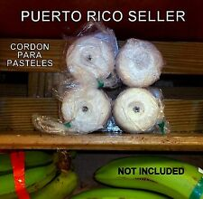 Papel Hilo Pasteles Puerto Rico Banana Christmas Holiday Spanish Food Recipe 4Ra