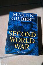 Second World War, Martin Gilbert, New Edition